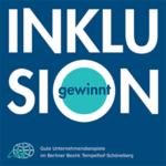 """Logo von """"Inklusion gewinnt"""""""