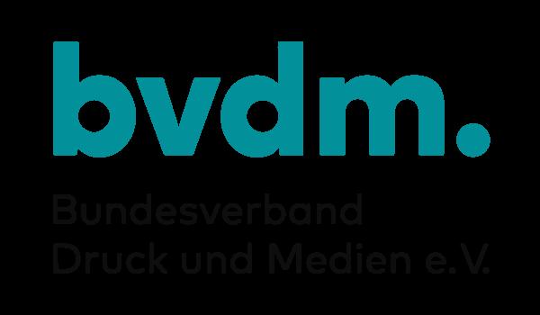 Logo Bundesverband Druck und Medien